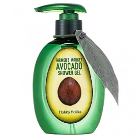 Farmer's Market Avocado Shower Gel